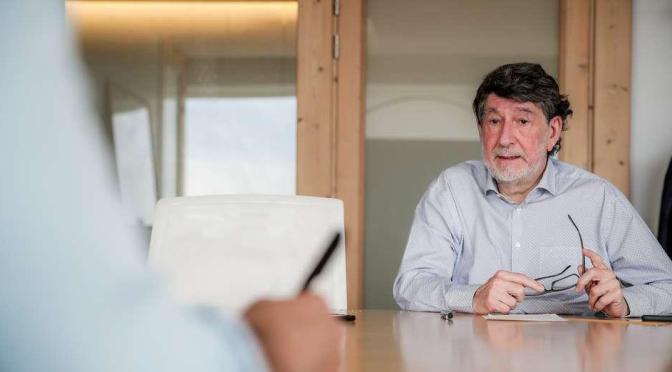 Bordeaux Métropole : le président Anziani veut «incarner une révolution urbaine pacifique»